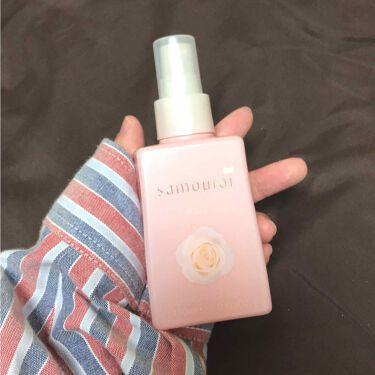 🥀 레 이🥀さんの「サムライウーマンホワイトローズ フレグランスミスト<香水(レディース)>」を含むクチコミ