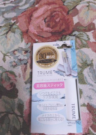 エッセンススティック/TRUME(トゥルーミー)/美容液を使ったクチコミ(1枚目)