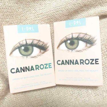 CANNA ROZE (カンナロゼ) i-DOL (アイドルレンズ)