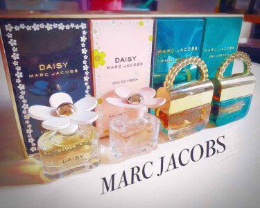 デイジー オードトワレ/MARC JACOBS BEAUTY/香水(レディース)を使ったクチコミ(1枚目)