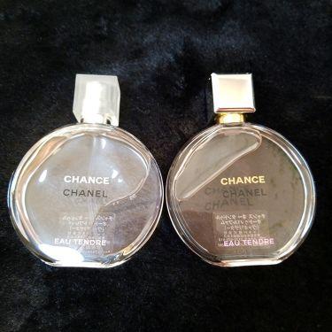 チャンス オー タンドゥル オードゥ トワレット(ヴァポリザター)/CHANEL/香水(レディース)を使ったクチコミ(3枚目)