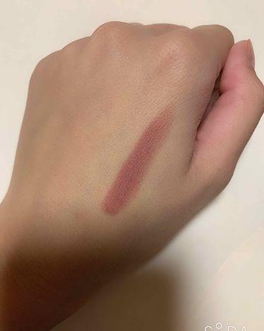 ルージュ アンリミテッド マット/shu uemura/口紅を使ったクチコミ(2枚目)