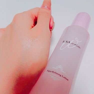 薬用プラセンタ ホワイトローション/ブラン製薬/化粧水を使ったクチコミ(2枚目)