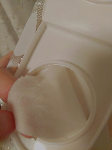 ふくだけ洗顔水シート/ラクイック/化粧水を使ったクチコミ(3枚目)