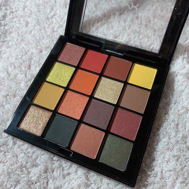 UT シャドウパレット/NYX Professional Makeup/パウダーアイシャドウを使ったクチコミ(2枚目)
