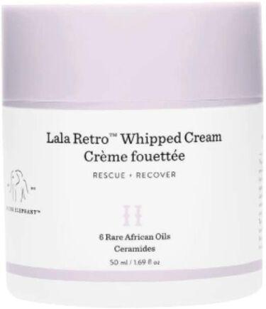 2021/10/1発売 Drunk Elephant Lala Retro Whipped Cream