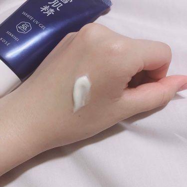 サンプロテクト エッセンス ジェル/雪肌精/化粧下地を使ったクチコミ(3枚目)