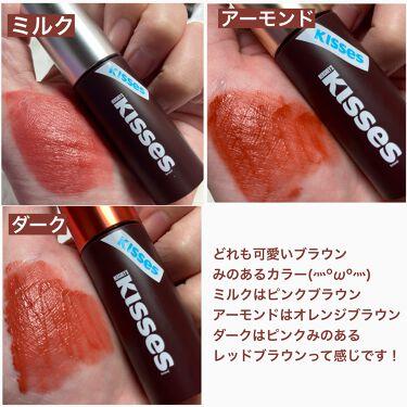 キスチョコレート ムースティント/ETUDE/口紅を使ったクチコミ(6枚目)