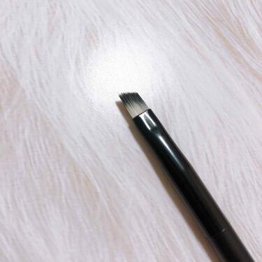 アイブロウ 三角芯D/DAISO/アイブロウペンシルを使ったクチコミ(3枚目)