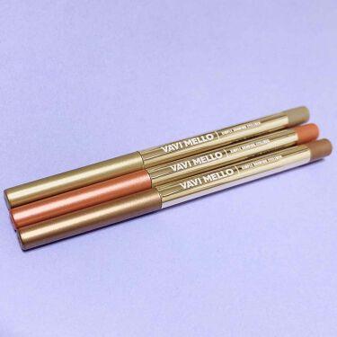 シンプルドローイングアイライナー/VAVI MELLO/ペンシルアイライナーを使ったクチコミ(2枚目)