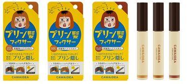 2021/3/8発売 CAWAIDEA プリン髪フィクサー