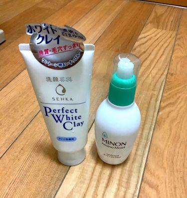 アミノモイスト モイストチャージ ローションI しっとりタイプ/ミノン/化粧水を使ったクチコミ(2枚目)