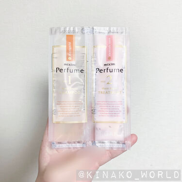 モイストリペア シャンプー/mixim Perfume/シャンプー・コンディショナーを使ったクチコミ(1枚目)