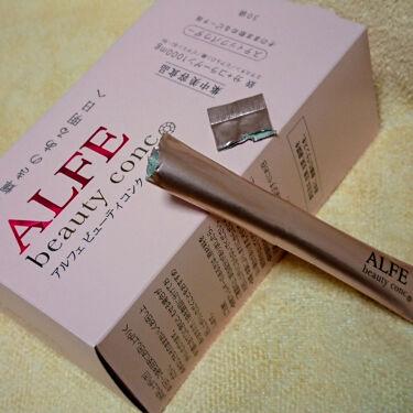 アルフェ ビューティコンク(パウダー)/アルフェ/美肌サプリメントを使ったクチコミ(3枚目)