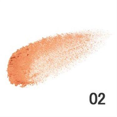 トーン ペタル チーク 02 オレンジ
