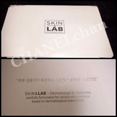 CHANELchan use upダミ薄荷隊🤒😷 on LIPS 「#SKIN&LAB#韓国コスメ🇰🇷#ドクターズコスメブランド以..」(2枚目)