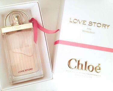 クロエ(Chloe) ラブストーリー オーセンシュエル/クロエ/香水(レディース)を使ったクチコミ(1枚目)