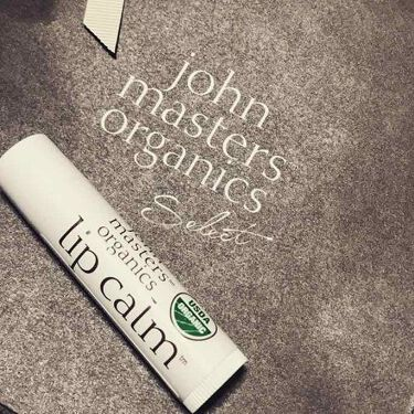 リップカーム オリジナルシトラス/john masters organics/リップケア・リップクリームを使ったクチコミ(1枚目)
