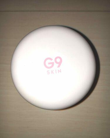 WHITE WHIPPING CREAM(ウユクリーム)/G9SKIN/化粧下地を使ったクチコミ(1枚目)