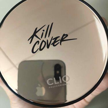 nnamさんの「CLIOKillCover<その他ファンデーション>」を含むクチコミ
