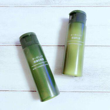 オーガニック保湿化粧液/無印良品/化粧水を使ったクチコミ(1枚目)