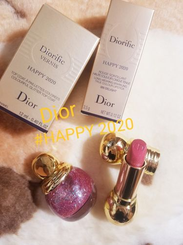 ディオリフィック ベルベット タッチ リップスティック/Dior/口紅を使ったクチコミ(1枚目)