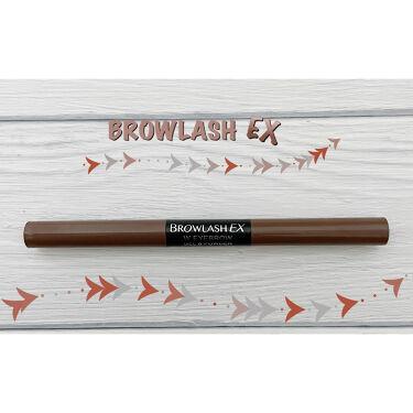 ブロウラッシュEX ウォーターストロング Wアイブロウ (ジェルペンシル&パウダー)/ブロウラッシュ/パウダーアイブロウを使ったクチコミ(1枚目)