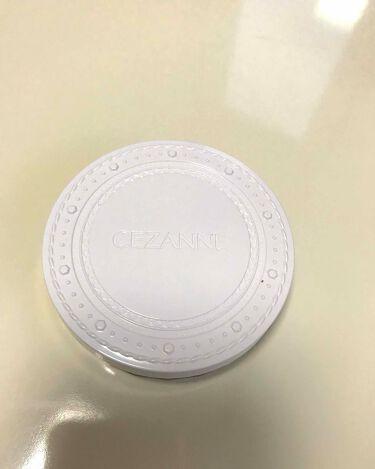 UVクリアフェイスパウダー/セザンヌ/プレストパウダーを使ったクチコミ(2枚目)