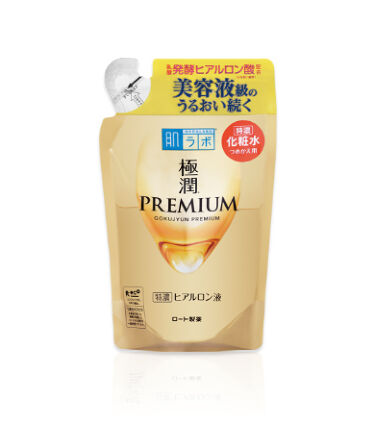 極潤プレミアム ヒアルロン液(ハダラボスーパーモイスト化粧水b) 170ml(つめかえ用)