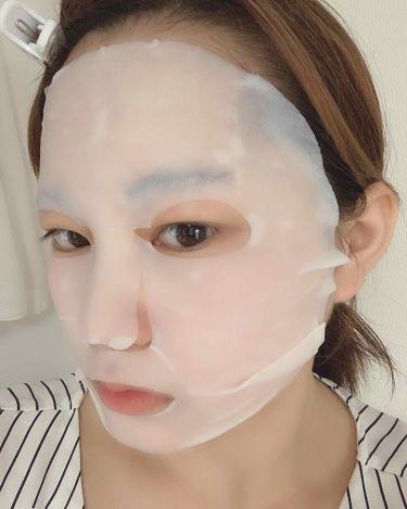 ルルルンプラス β-ホワイト/エリーゼント/シートマスク・パックを使ったクチコミ(2枚目)