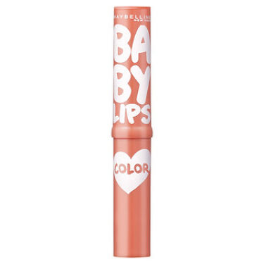 リップクリーム カラー BABY LIPS 01 スウィート ベージュ
