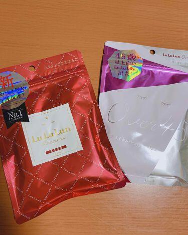ルルルンプレシャス RED 濃密保湿のRED/ルルルン/シートマスク・パックを使ったクチコミ(1枚目)