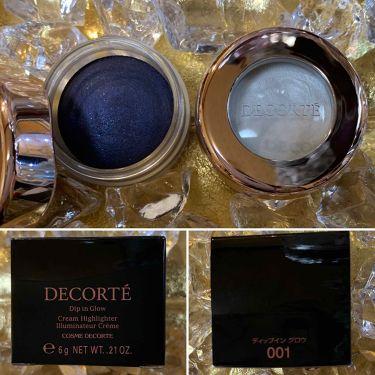 ディップイン グロウ/COSME  DECORTE/ジェル・クリームチークを使ったクチコミ(2枚目)