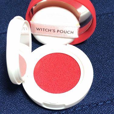 クッションブラッシャー/Witch's Pouch/ジェル・クリームチークを使ったクチコミ(2枚目)