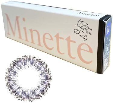 Minette ネイキッドレイン