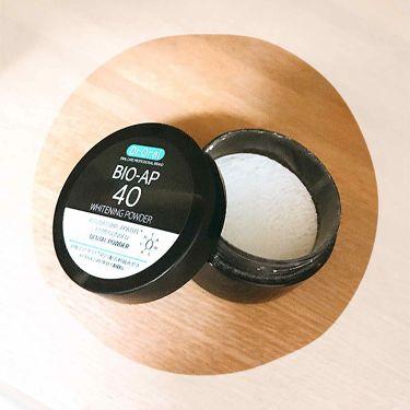 Dr.オーラルホワイトニングパウダー/Dr.オーラル/歯磨き粉を使ったクチコミ(2枚目)