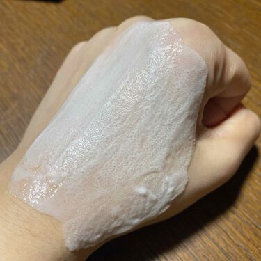 MILK BUBBLE ESSENCE PACK #PLAIN/G9 SKIN/美容液を使ったクチコミ(3枚目)