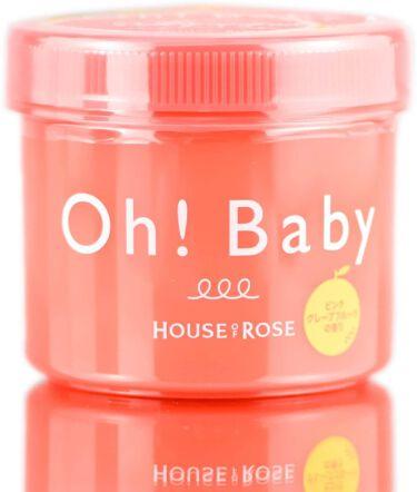 Oh! Baby ボディ スムーザー  PGF(ピンクグレープフルーツの香り)