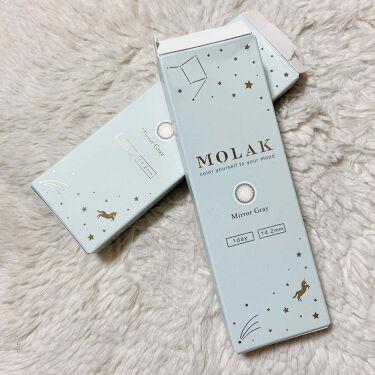 MOLAK/MOLAK/カラーコンタクトレンズを使ったクチコミ(1枚目)