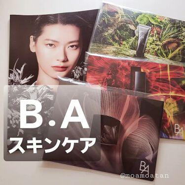 B.A ローション/B.A/化粧水を使ったクチコミ(1枚目)