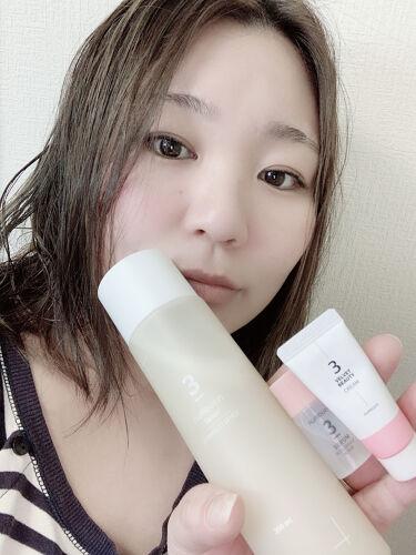 3番 うるツヤ発酵トナー/ナンバーズイン/化粧水を使ったクチコミ(9枚目)
