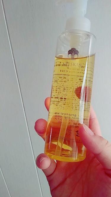 ニュースキンクレンジングオイル【メイク落とし洗顔料】/ニュースキン/オイルクレンジングを使ったクチコミ(1枚目)