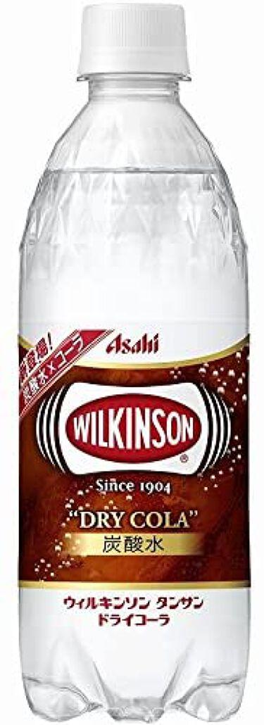 Wilkinson Tansan (ウィルキンソン タンサン/炭酸水) ドライコーラ PET 500ml