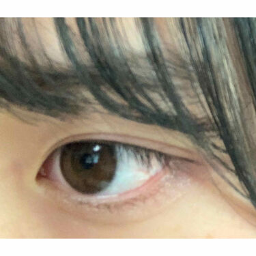 バンビシリーズ ワンデー ナチュラル/AngelColor/カラーコンタクトレンズを使ったクチコミ(3枚目)