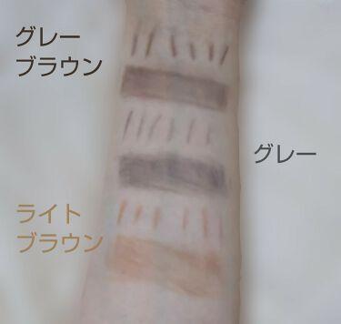 ドローイング アイブロウ ペンシル/ETUDE/アイブロウペンシルを使ったクチコミ(2枚目)