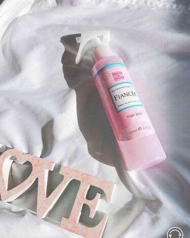 フレグランスヘアミスト ピュアシャンプーの香り/フィアンセ/プレスタイリング・寝ぐせ直しを使ったクチコミ(1枚目)