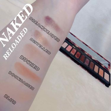 URBAN DECAY NAKED3/Naked/メイクブラシを使ったクチコミ(3枚目)