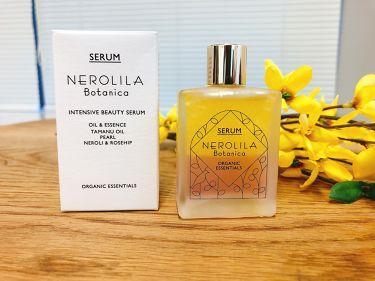 インテンシブビューティーセラム/NEROLILA Botanica (ネロリラ ボタニカ)/美容液を使ったクチコミ(1枚目)