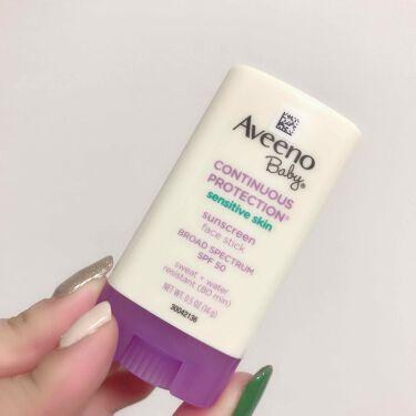 sunscreen/Aveeno(海外)/日焼け止め(顔用)を使ったクチコミ(1枚目)