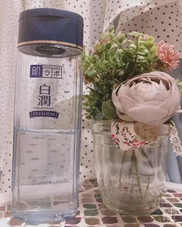白潤プレミアム 薬用ジュレ状美白美容液/肌ラボ/美容液を使ったクチコミ(1枚目)